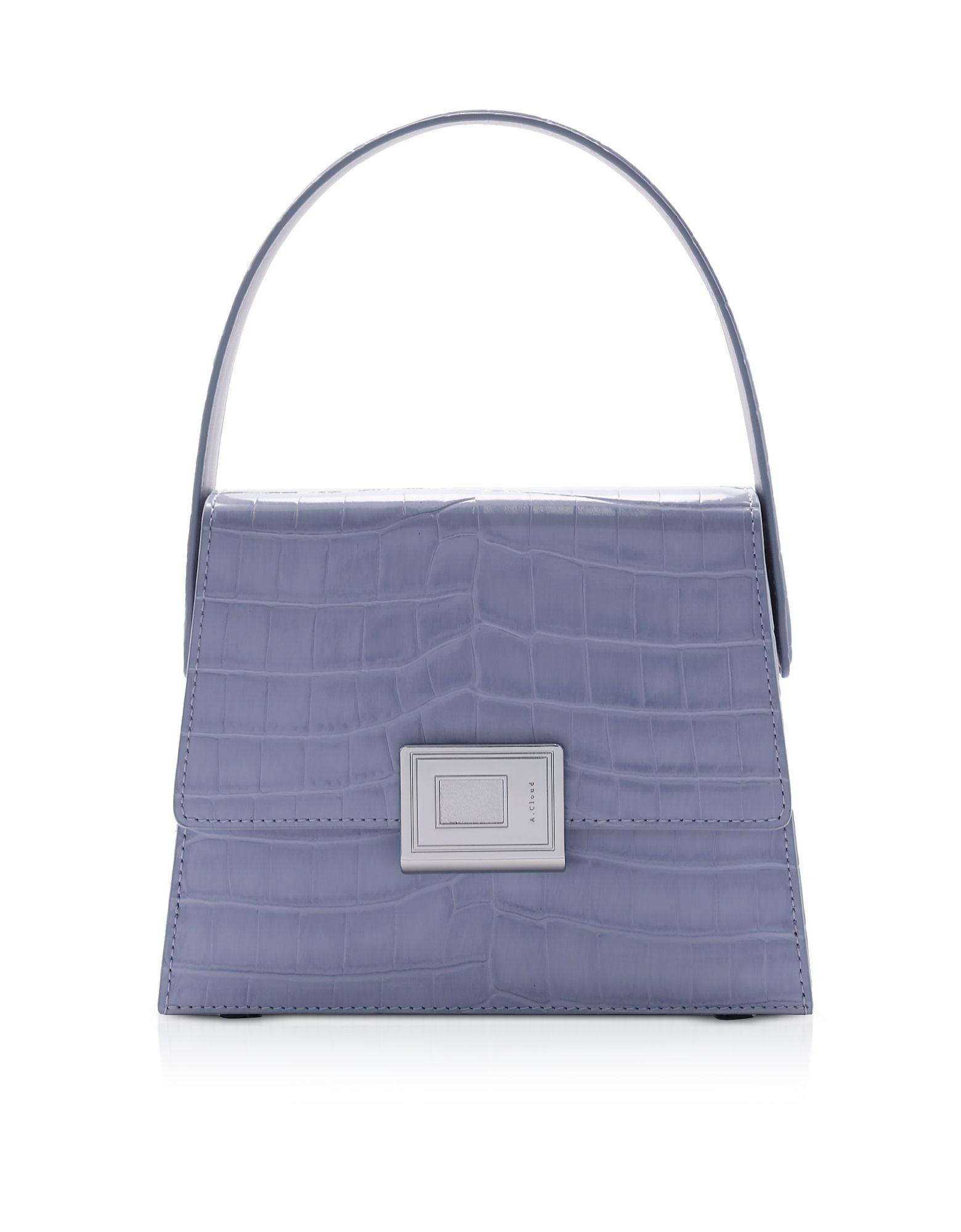 Forzieri coupon: A.Cloud  Handbags Mid-Kayley Book Locker Box Bag