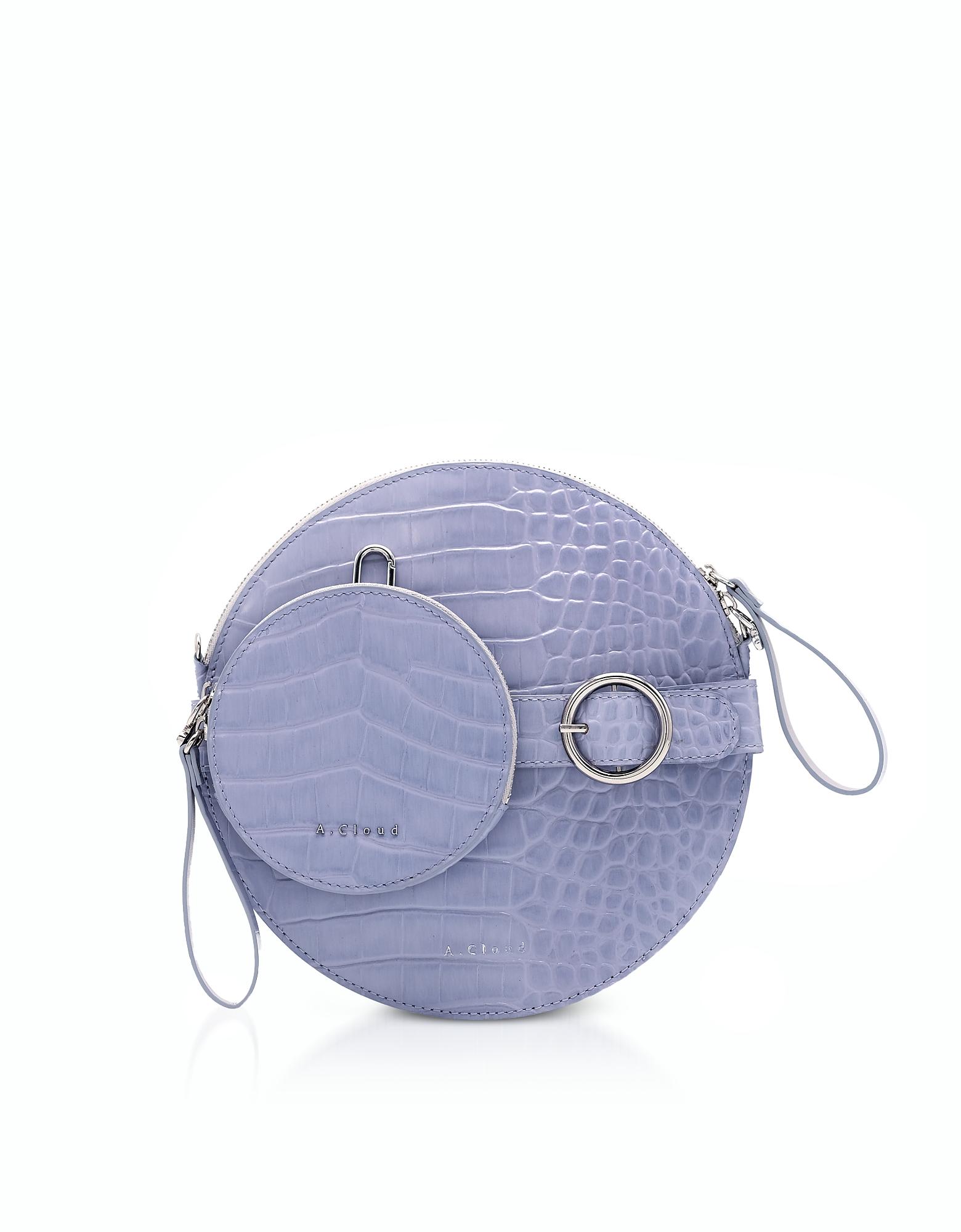Forzieri coupon: A.Cloud  Handbags Moon/UFO Round Bag