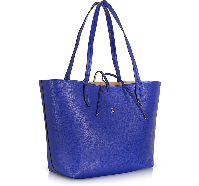 Patrizia Pepe Large Eco Leather Tote