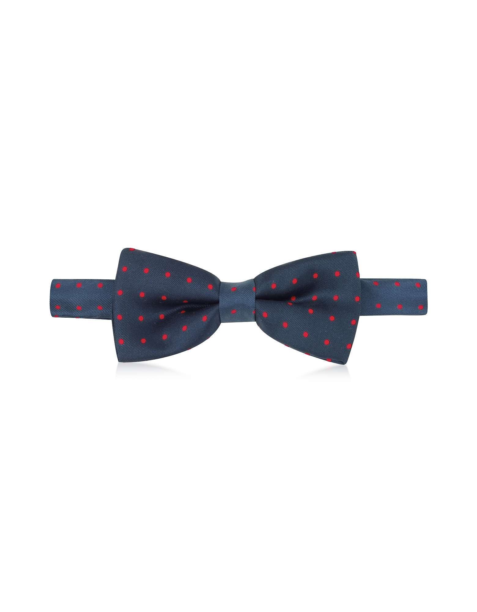 Forzieri Designer Bowties and Cummerbunds, Polkadot Pre-tied Bowtie