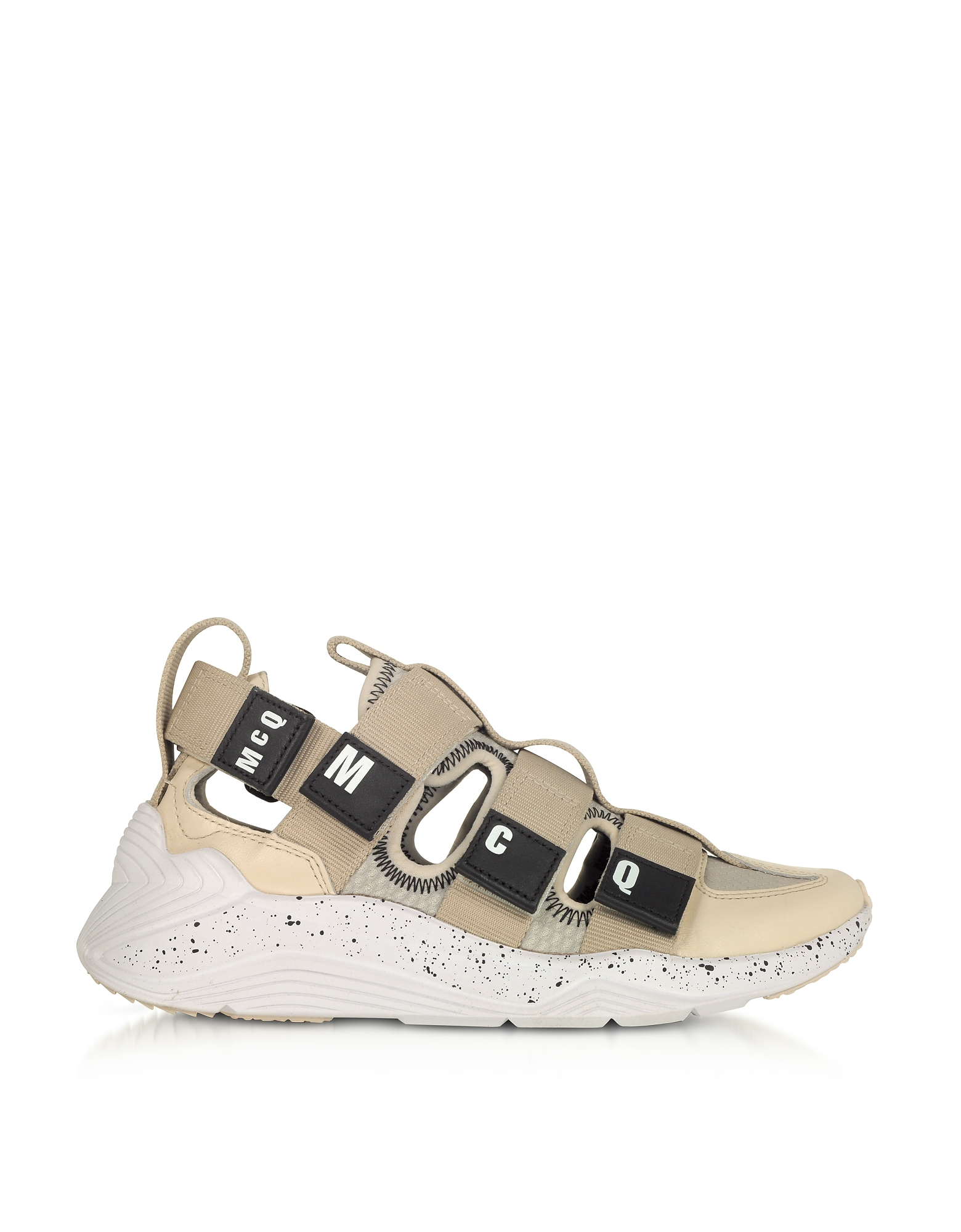 McQ Alexander McQueen Designer Shoes, Off White Tech Sandal 1.0 Sneakers
