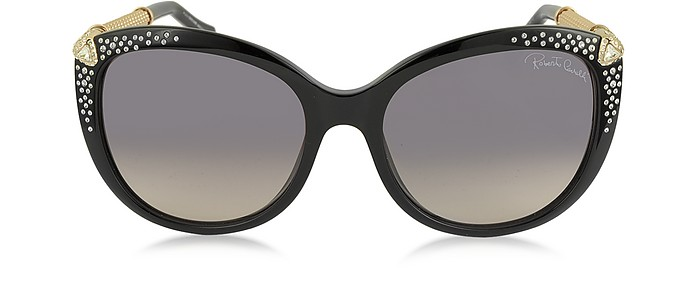 Talitha 978S Acetate And Crystals Cat Eye Women'S Sunglasses