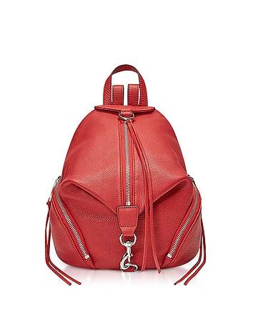 Red Scarlet Medium Julian Backpack rm130318-051-00